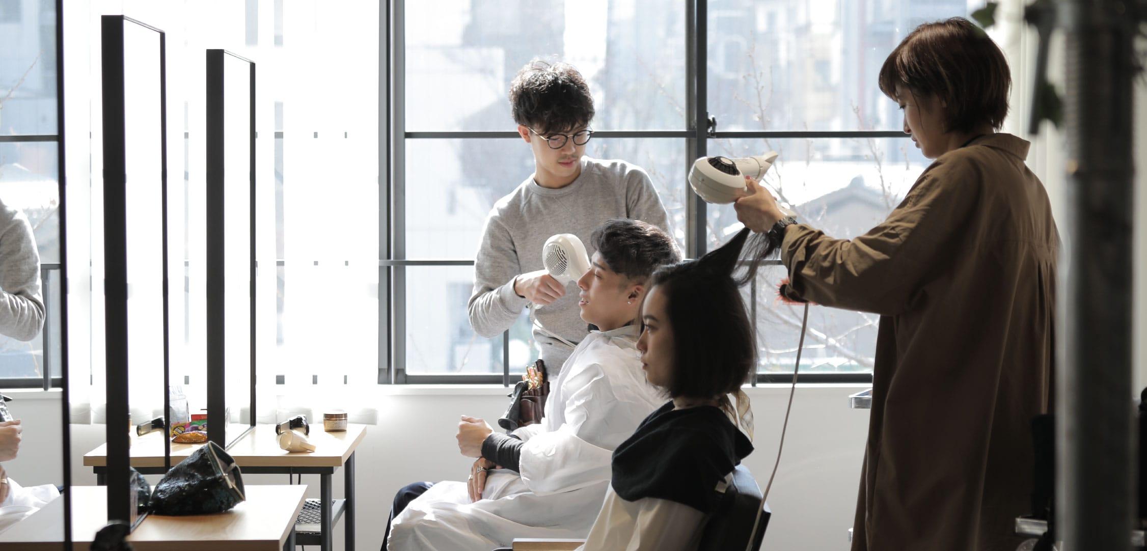 美容室BELO 美容師採用ページ