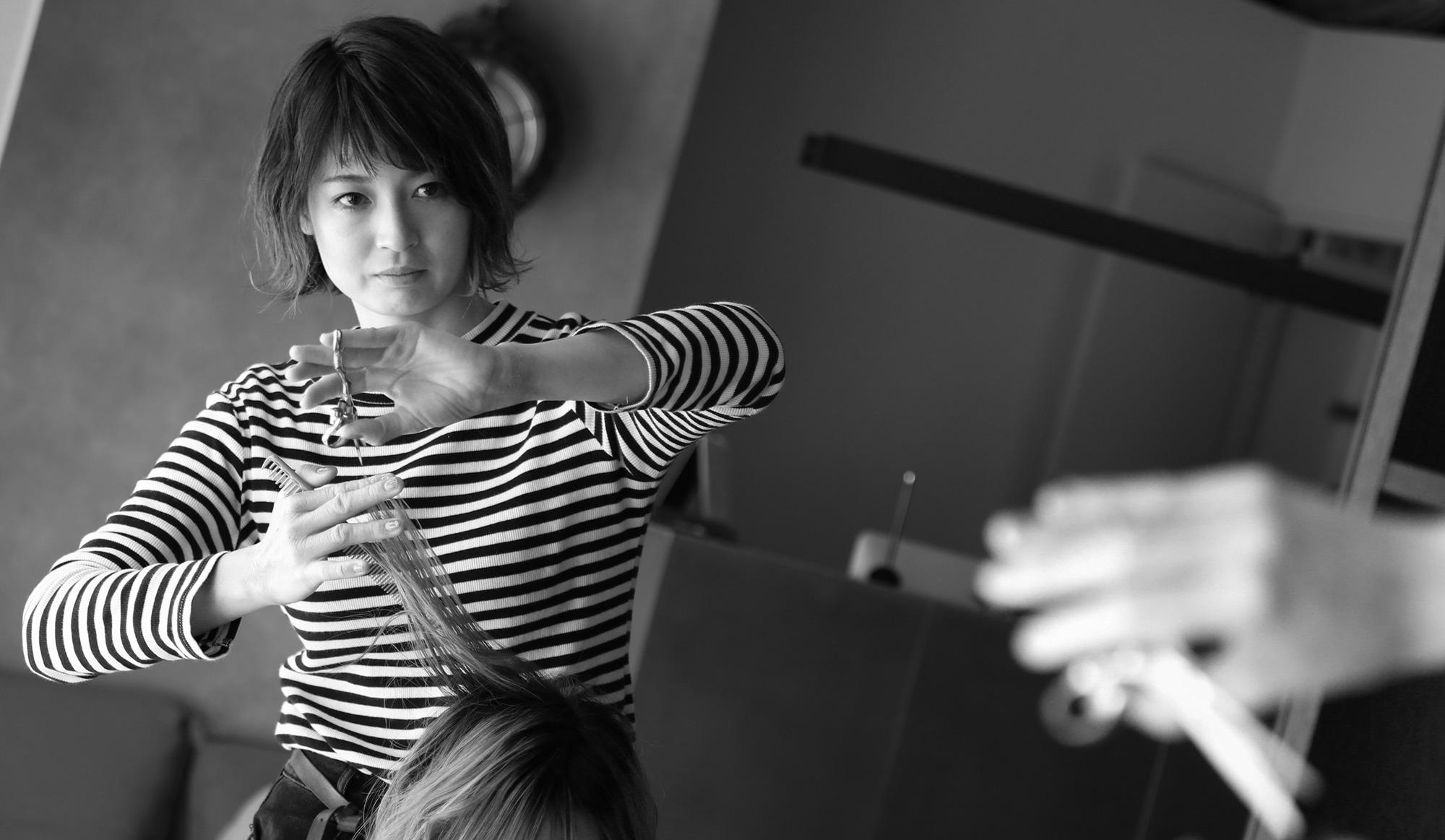 大阪 福島にある美容室BELO